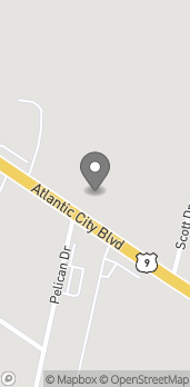 Map of 279 Atlantic City Blvd in Bayville