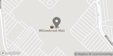 Map of 1400 Willowbrook Mall in Wayne