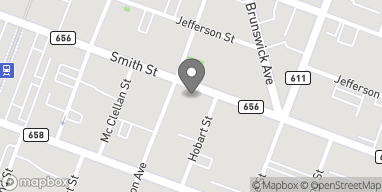 Map of 163 Smith Street in Perth Amboy