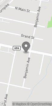 Map of 1159 Green Street in Iselin