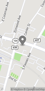 Map of 259 Main St in Chatham