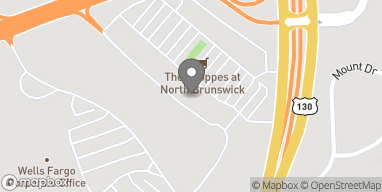 Map of 767 Shoppes Blvd in North Brunswick