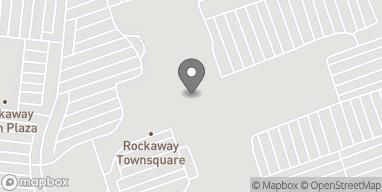 Map of 301 Mount Hope Avenue in Rockaway