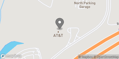 Map of 1 AT&T Way in Bedminster