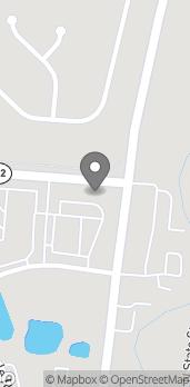 Map of 3 Durham Rd in Newtown