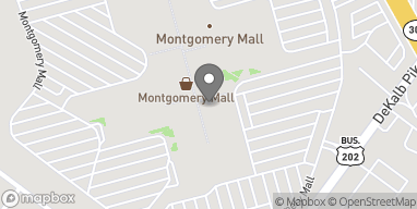 Map of 230 Montgomery Mall in North Wales