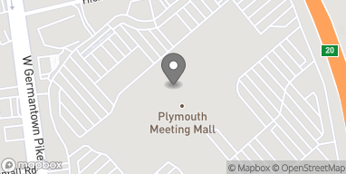 Map of 500 W Germantown Pike in Plymouth Meeting