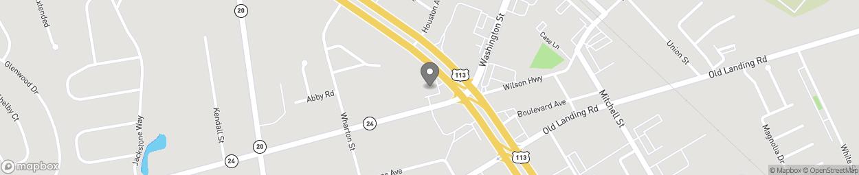 Map of 101 Laurel Rd in Millsboro