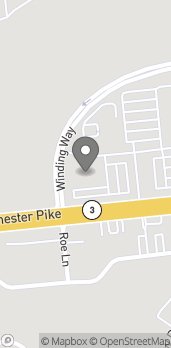 Map of 3741 West Chester Pike in Newtown Square