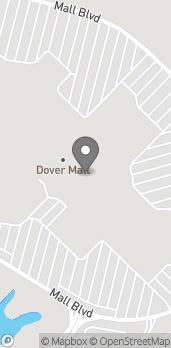 Mapa de 1365 N Dupont Hwy en Dover