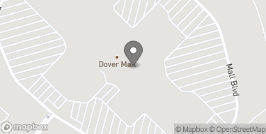 Map of 1365 N Dupont Hwy in Dover