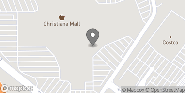 Map of 735 Christiana Mall in Newark