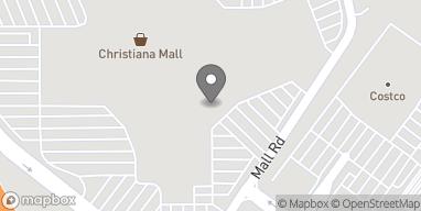 Mapa de 735 Christiana Mall en Newark