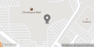 Map of 132 Christiana Mall in Newark