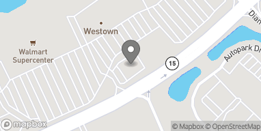 Map of 661 Middletown-Warrick Rd in Middletown