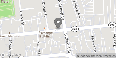 Map of 172 E Main St in Newark
