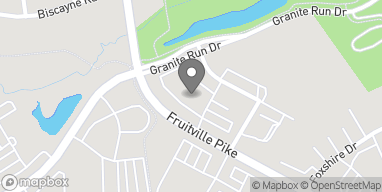 Map of 2089 Fruitville Pike in Lancaster