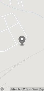 Map of 314 Ennis Lane in Towanda