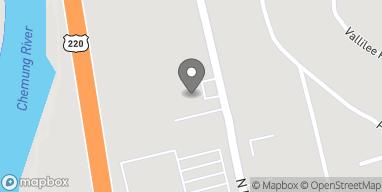 Map of 2309 Elmira Street in Sayre