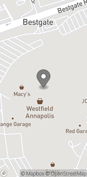 Map of 1325 Annapolis Mall Rd in Annapolis