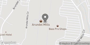 Map of 7000 Arundel Mills Cir in Hanover