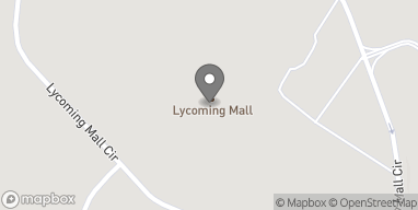 Map of 300 Lycoming Mall Circle in Pennsdale