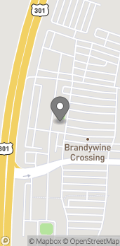 Map of 15816-B Robert Crain Highway in Brandywine