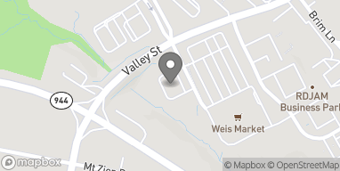 Map of 4515 Valley Road in Enola