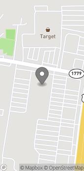 Map of 6674 Richmond Highway in Alexandria