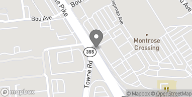Map of 12023 Rockville Pike in Rockville