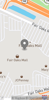 Map of 11794U Fair Oaks Mall in Fairfax