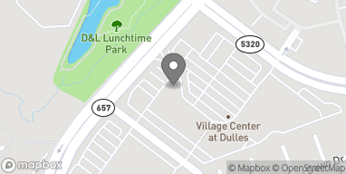 Map of 2465 Centreville Rd in Dulles