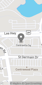 Map of 14240 Centreville Square in Centreville
