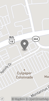 Map of 15311 Creativity Dr in Culpeper