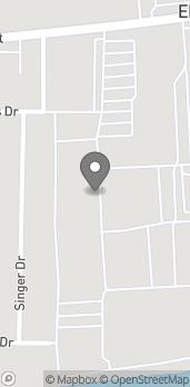 Map of 1020 Union Road in West Seneca