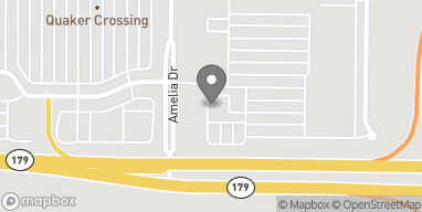 Map of 3505 Amelia Dr in Orchard Park