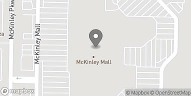 Map of 3701 McKinley Pkwy in Buffalo