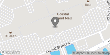 Map of 2000 Coastal Grand Circle in Myrtle Beach