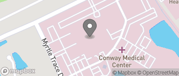 Map of 2376 Cypress Circle in Conway