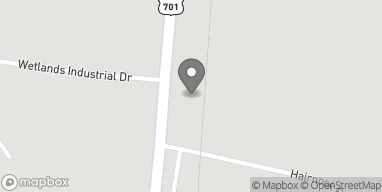 Map of 3480 Hwy. 701 N in Conway