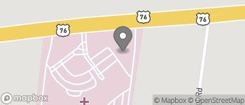 Map of 2845 East Highway 76 in Mullins