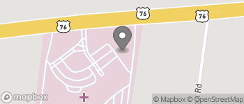 Map of 2829 East Highway 76 in Mullins