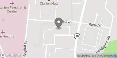 Map of 72 Clarion Plaza in Clarion