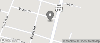 Map of 1205 North Main Street in Marion