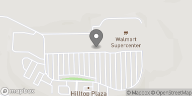 Map of 3 Hilltop Plaza in Kittanning