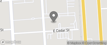 Map of 121 Cedar St in Florence