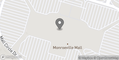Map of 200 Mall Circle Drive in Monroeville