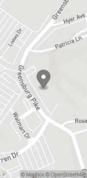Map of 1738 Greensburg Ave in North Versailles