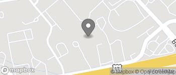 Map of 1088 Johnnie Dodds Blvd in Mt Pleasant