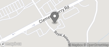 Map of 1951 Clements Ferry Rd in Charleston